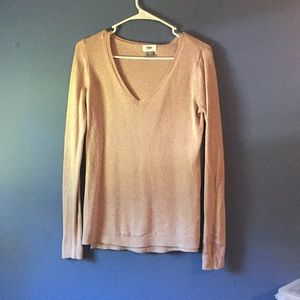 Old Navy low cut long sleeve shirt